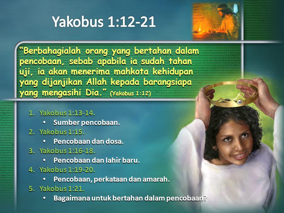 Yakobus 1:12-21
