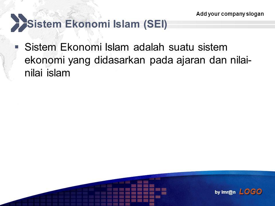 Sistem Ekonomi Islam (SEI)