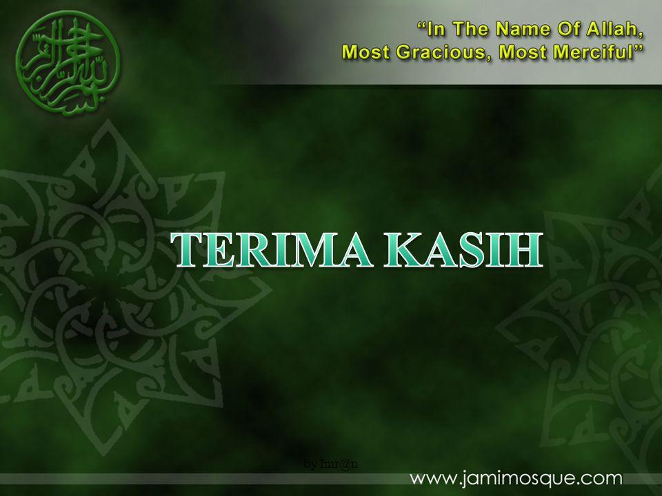 TERIMA KASIH by Imr@n