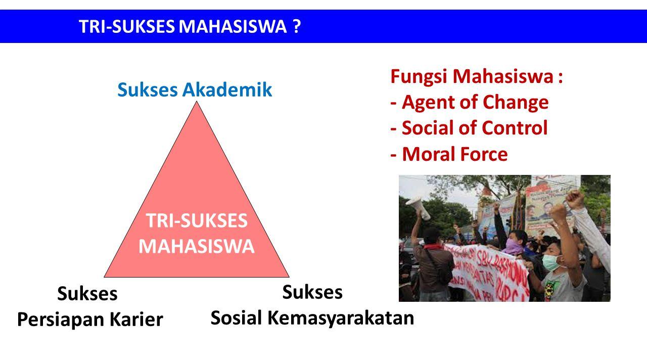 Sukses Sosial Kemasyarakatan