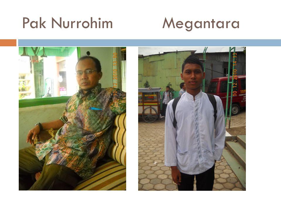 Pak Nurrohim Megantara