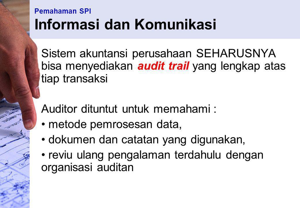Pemahaman SPI Informasi dan Komunikasi