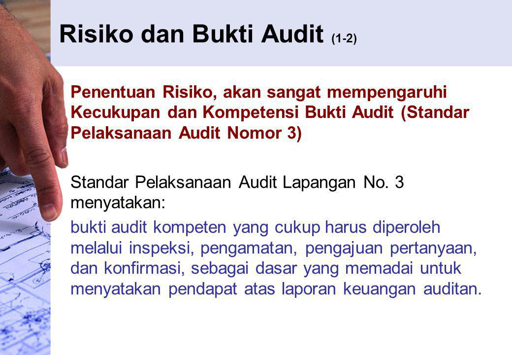 Risiko dan Bukti Audit (1-2)