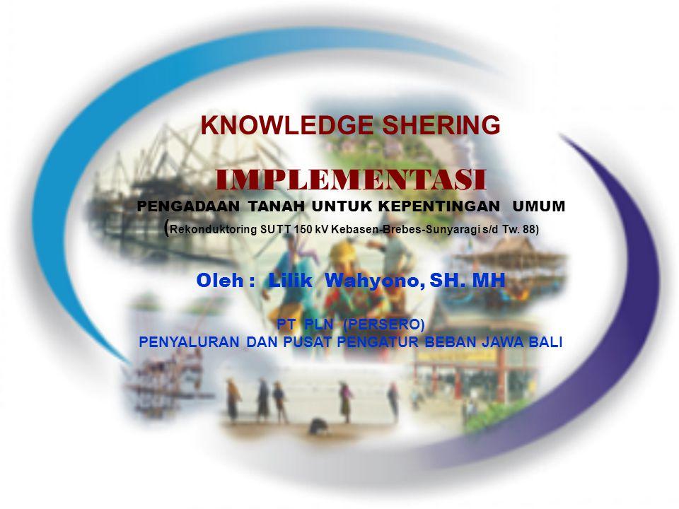 IMPLEMENTASI KNOWLEDGE SHERING