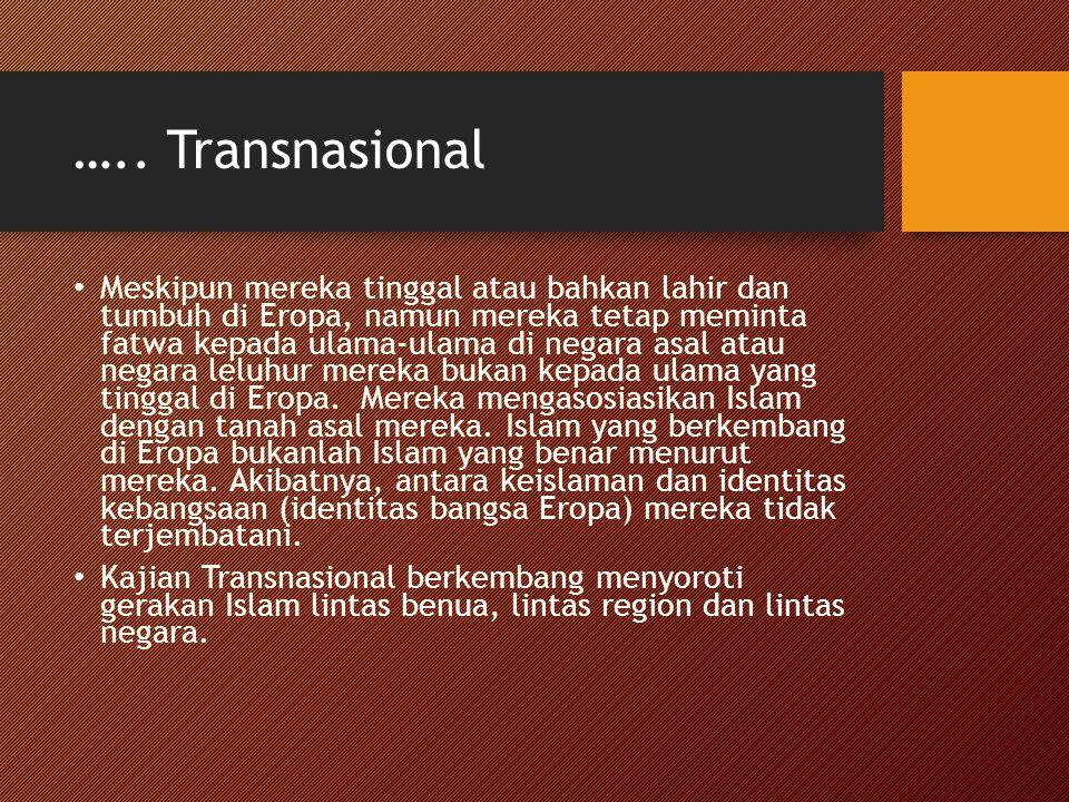 ….. Transnasional