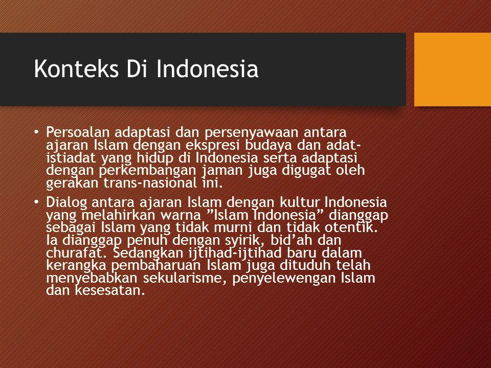 Konteks Di Indonesia