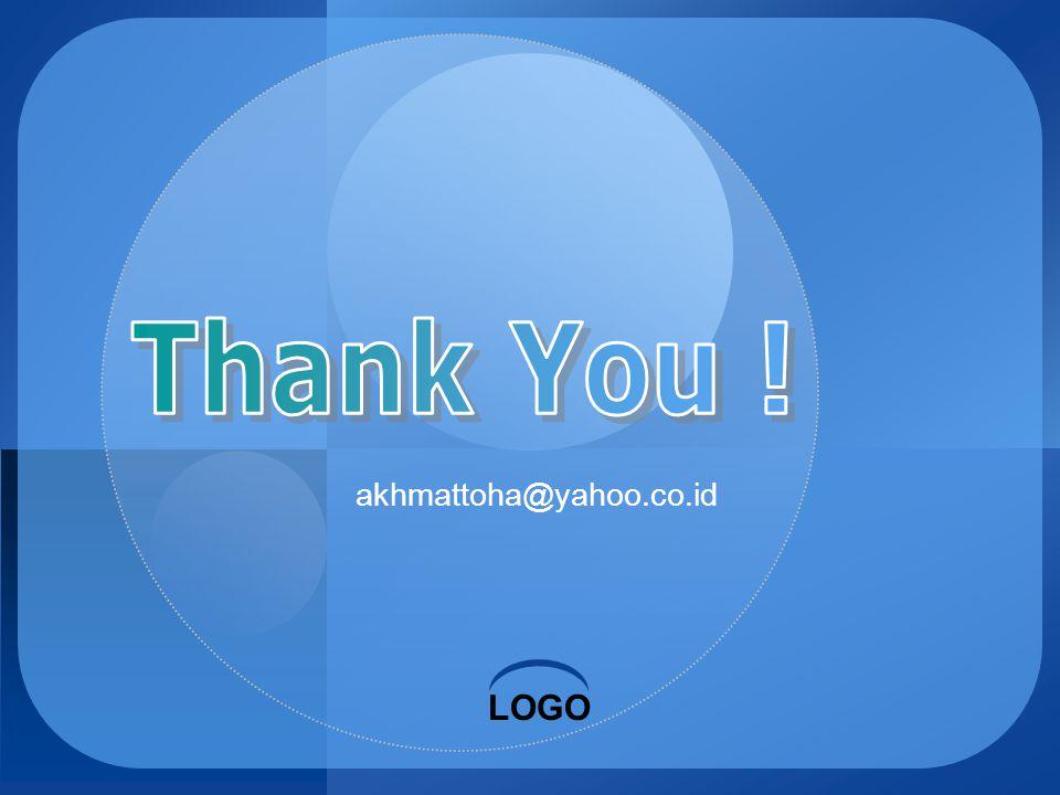 Thank You ! akhmattoha@yahoo.co.id