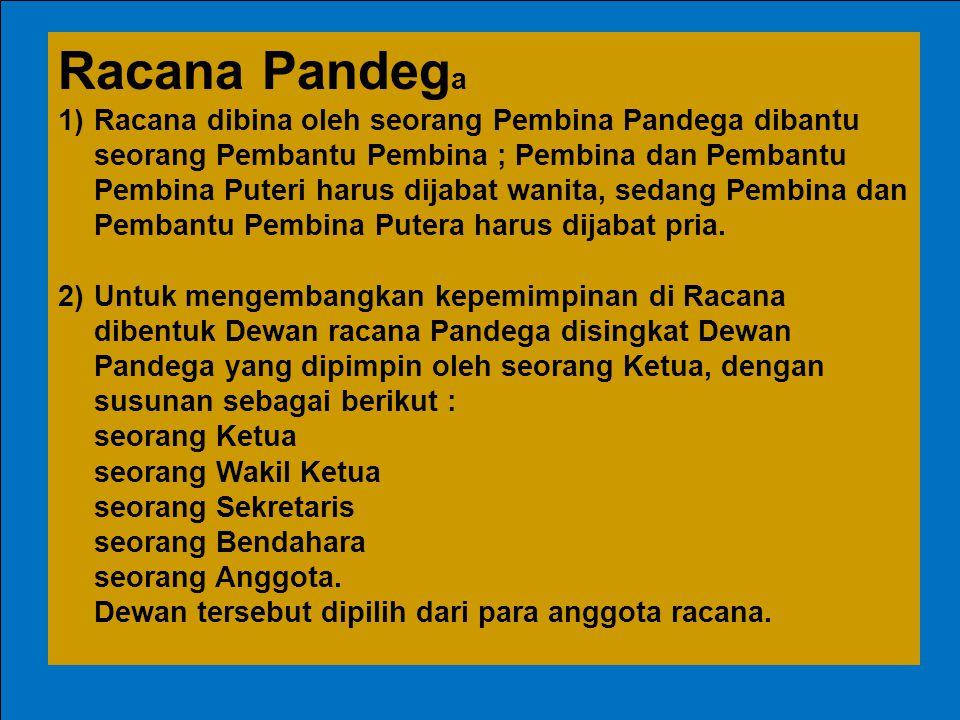 Racana Pandega