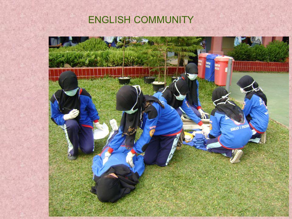 ENGLISH COMMUNITY
