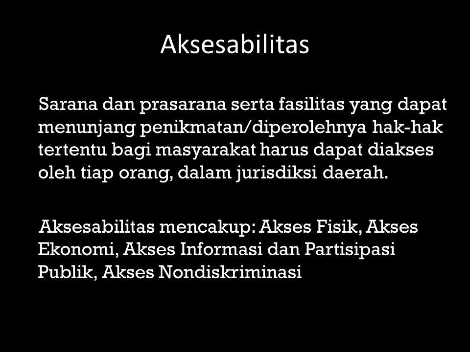 Aksesabilitas