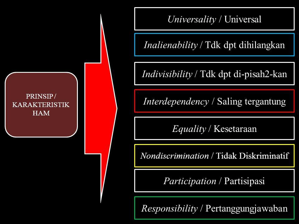 Universality / Universal