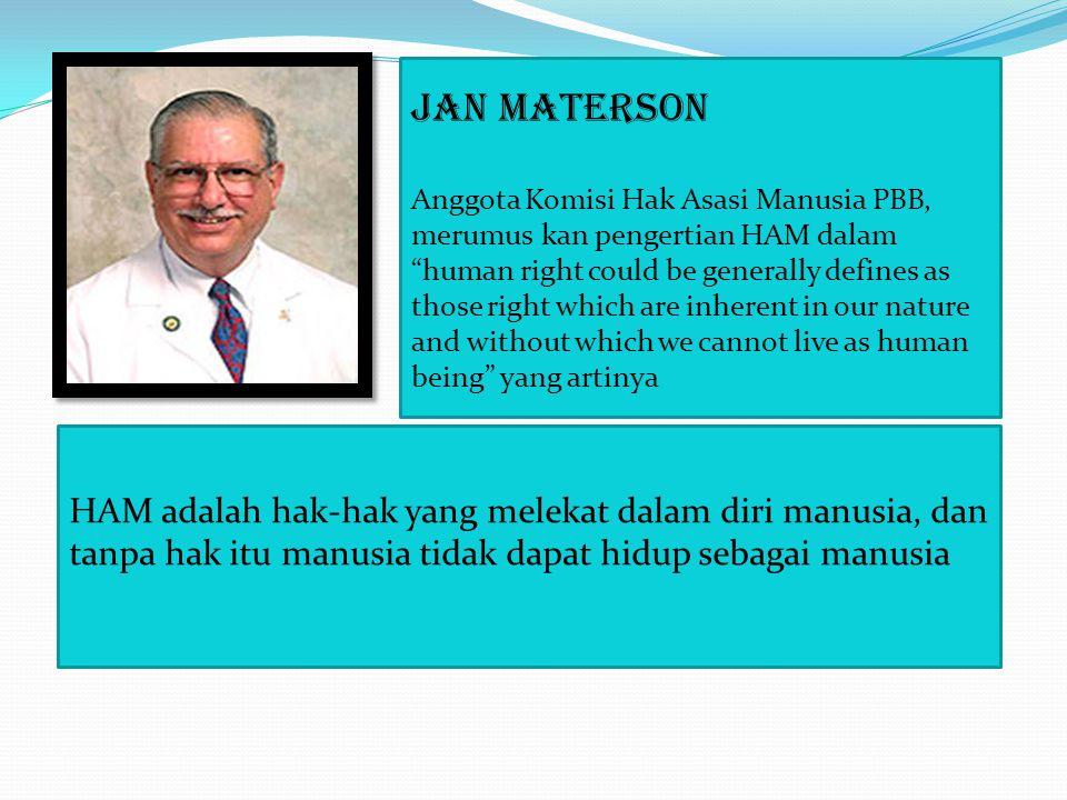 Jan Materson