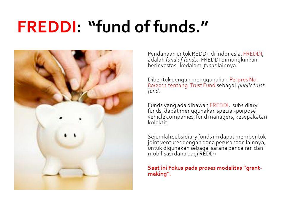 FREDDI: fund of funds.