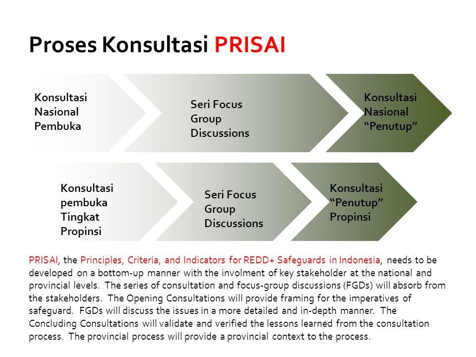 Proses Konsultasi PRISAI