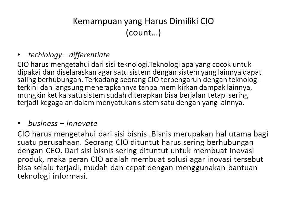 Kemampuan yang Harus Dimiliki CIO (count…)