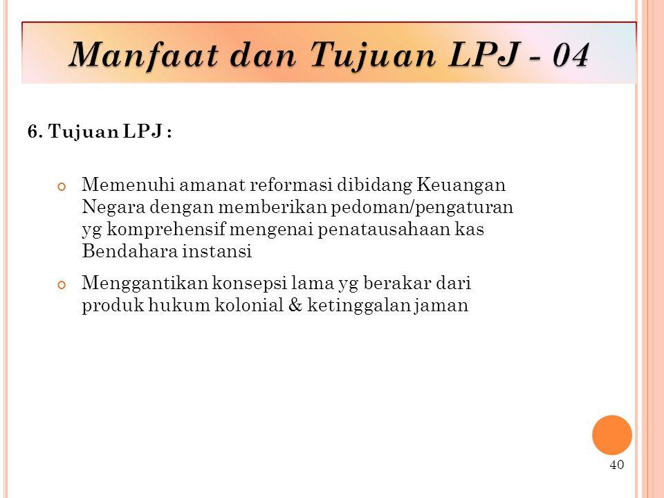 Manfaat dan Tujuan LPJ - 04