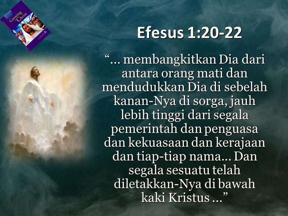 Efesus 1:20-22