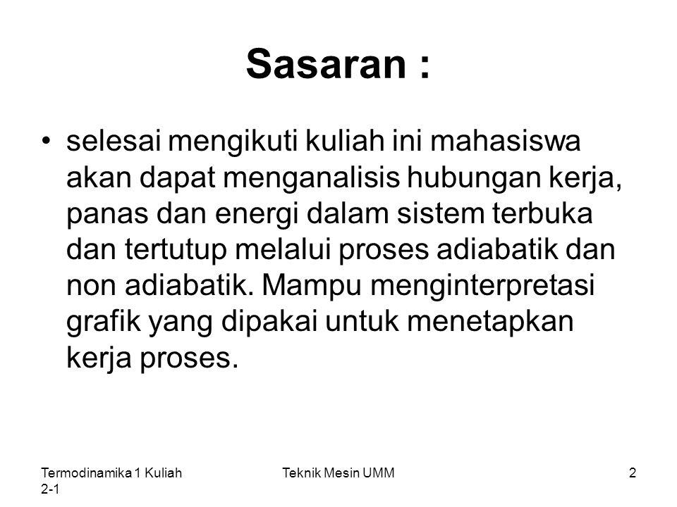 Sasaran :