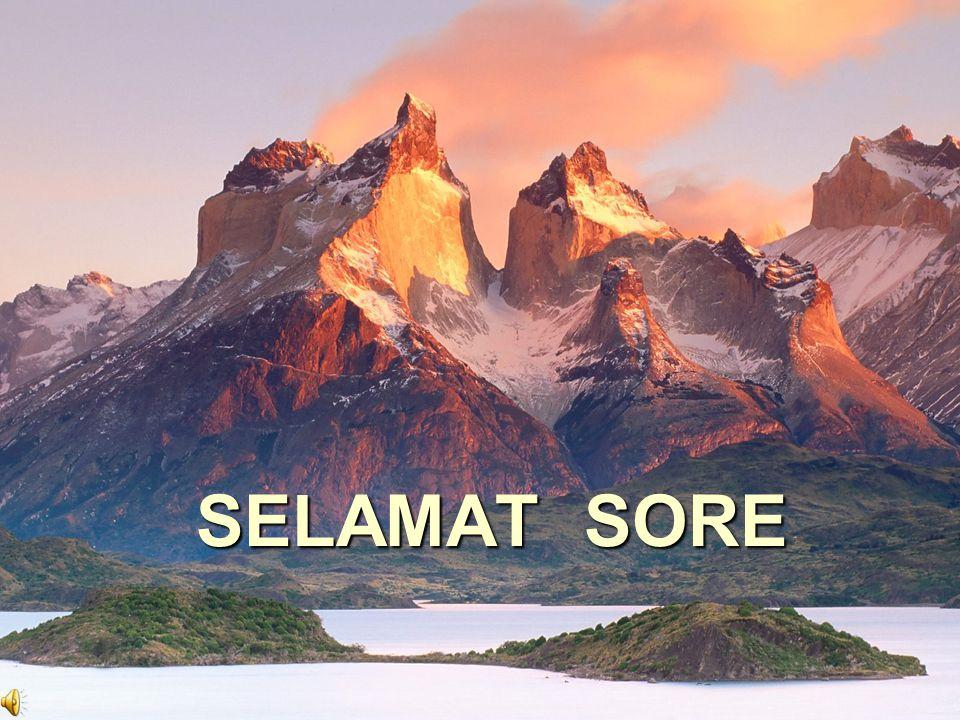 SELAMAT SORE