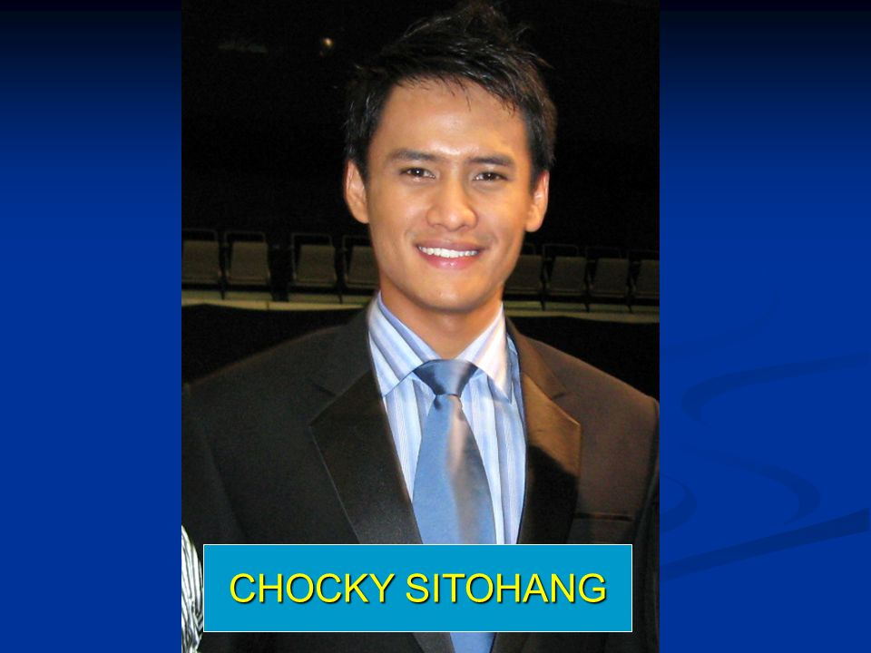 CHOCKY SITOHANG
