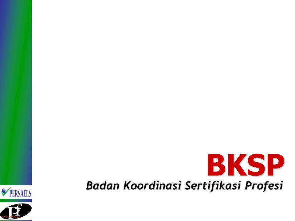 Badan Koordinasi Sertifikasi Profesi