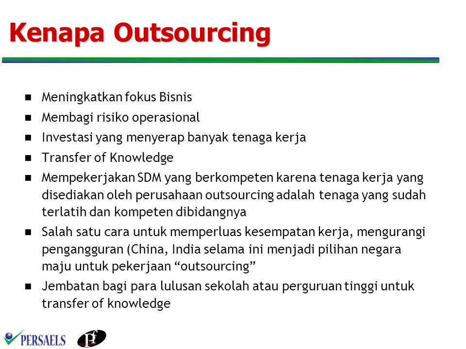 Kenapa Outsourcing Meningkatkan fokus Bisnis
