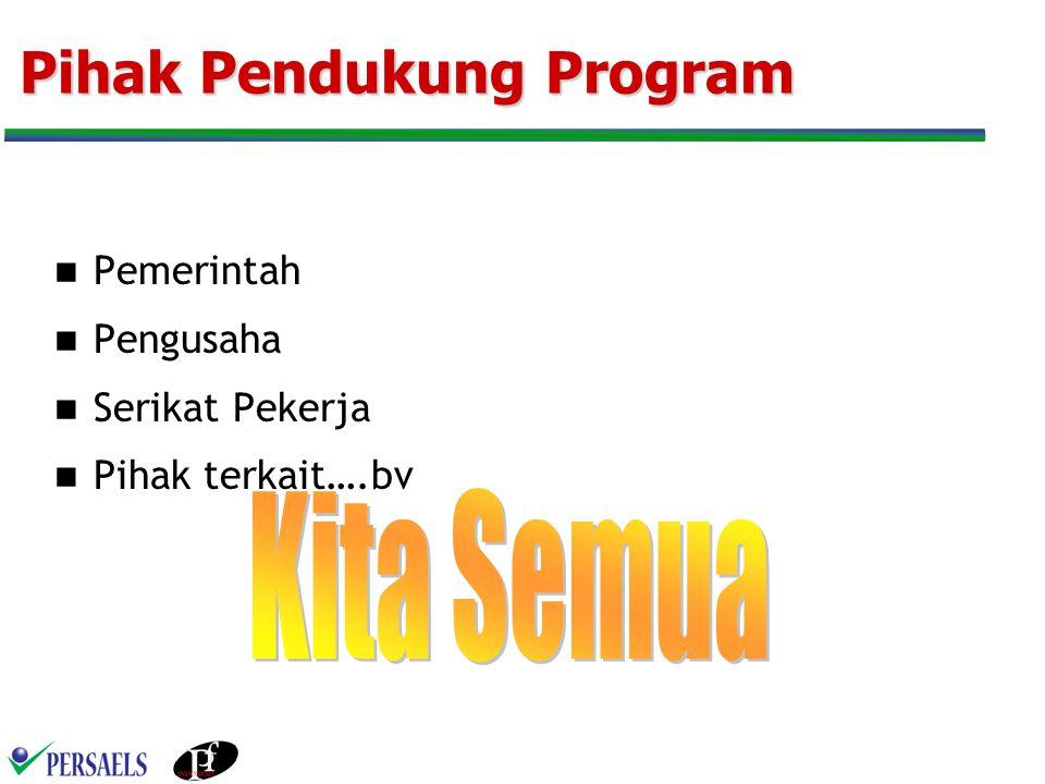 Pihak Pendukung Program