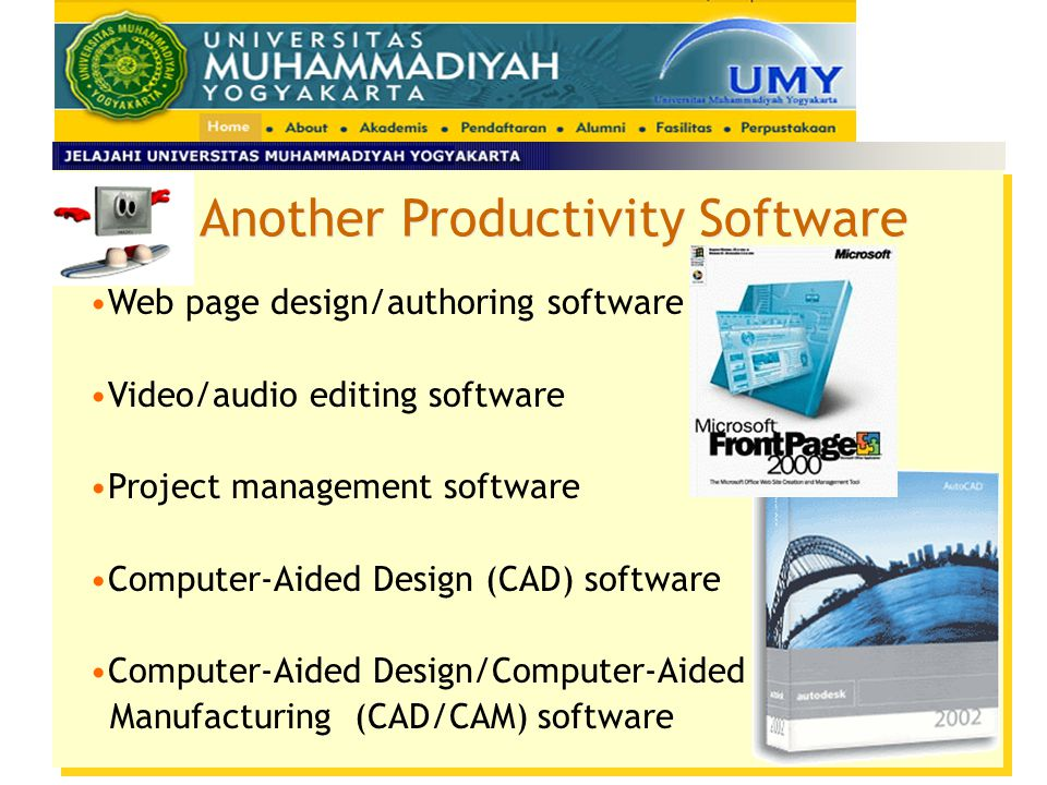 Another Productivity Software