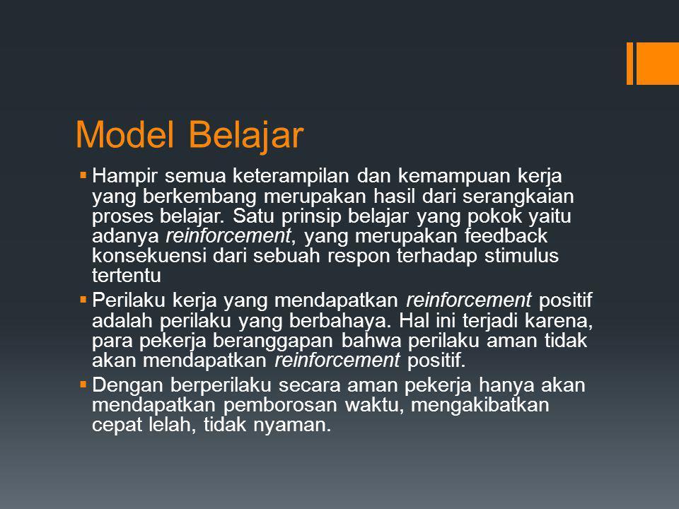 Model Belajar