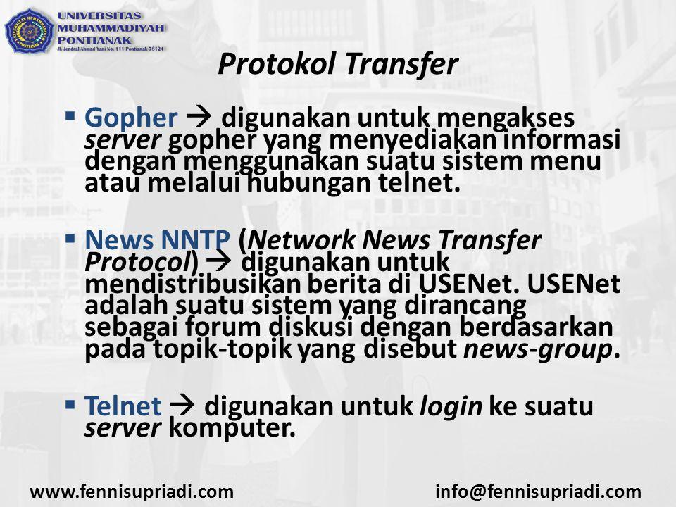 Protokol Transfer