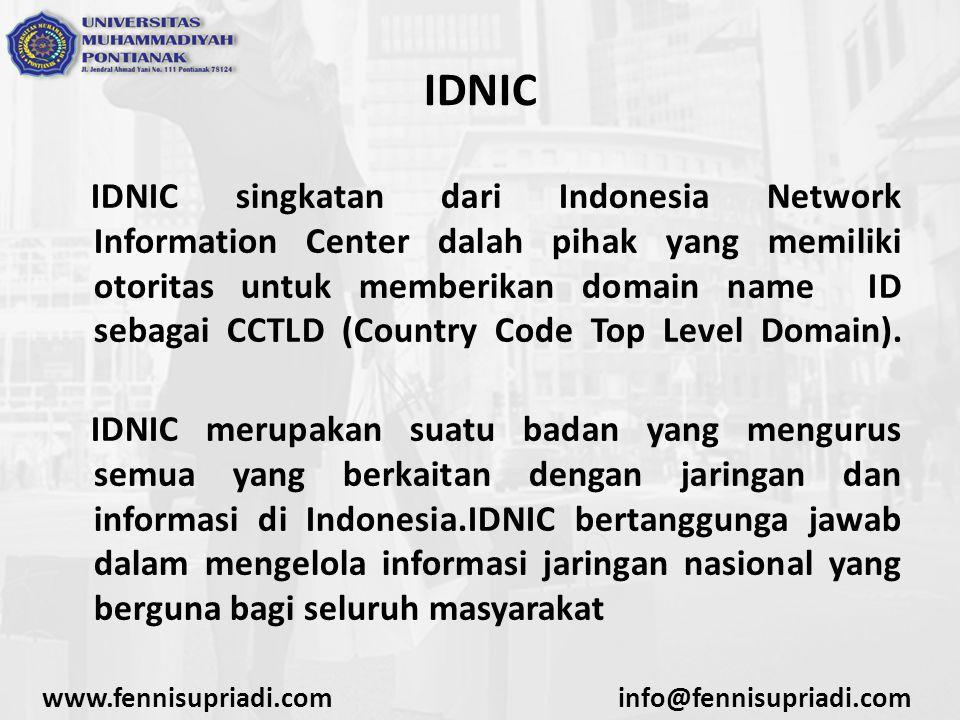 IDNIC