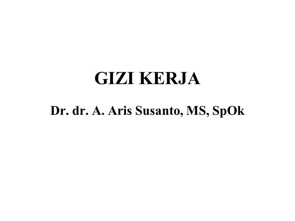 Dr. dr. A. Aris Susanto, MS, SpOk