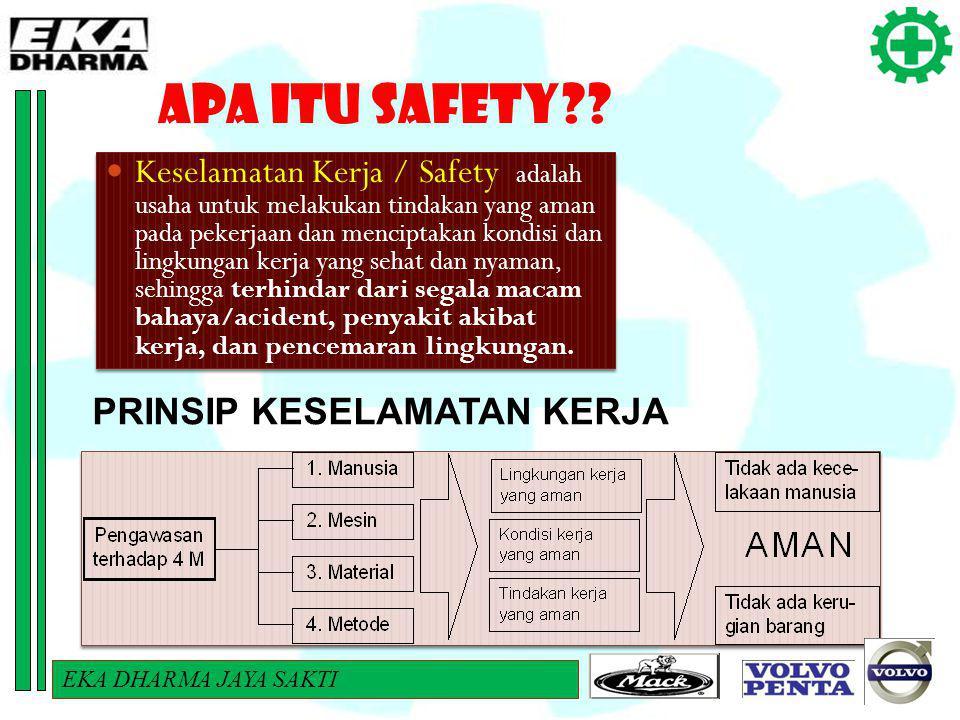 APA ITU SAFETY