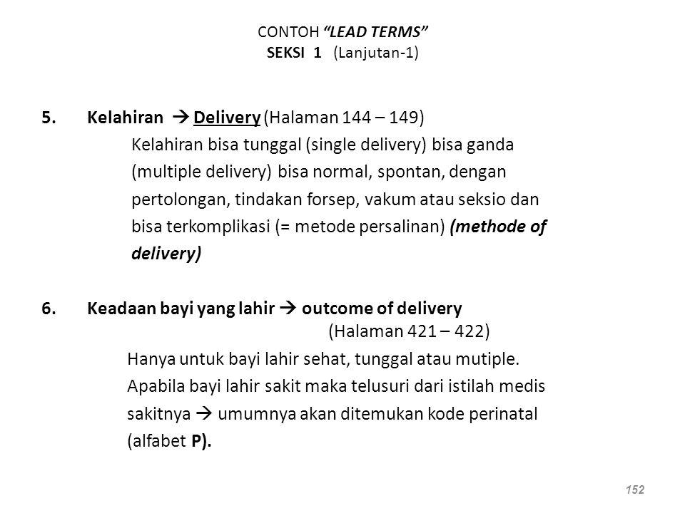 CONTOH LEAD TERMS SEKSI 1 (Lanjutan-1)