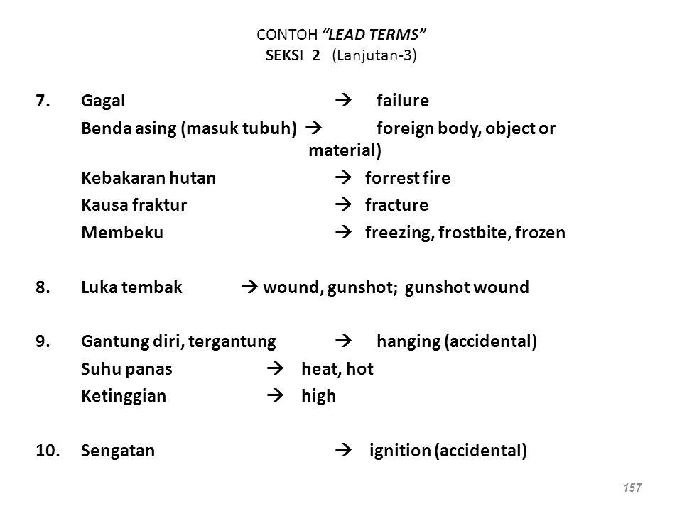 CONTOH LEAD TERMS SEKSI 2 (Lanjutan-3)