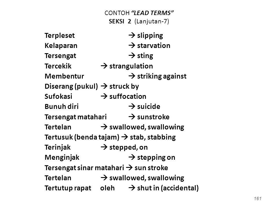 CONTOH LEAD TERMS SEKSI 2 (Lanjutan-7)