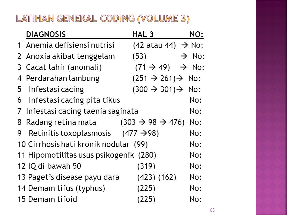 LATIHAN GENERAL CODING (VOLUME 3)