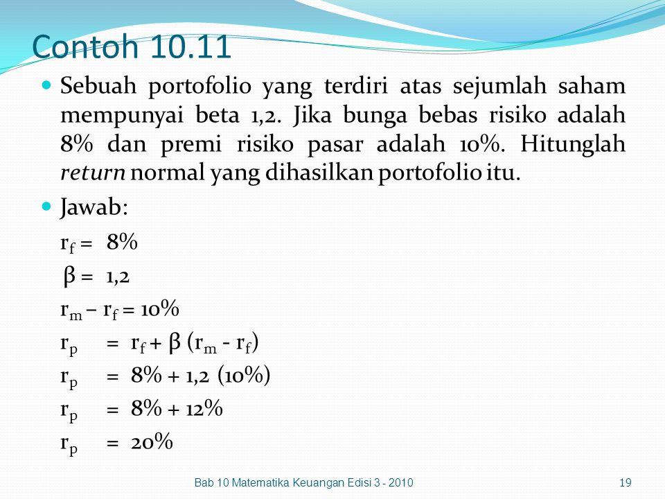 Contoh 10.11