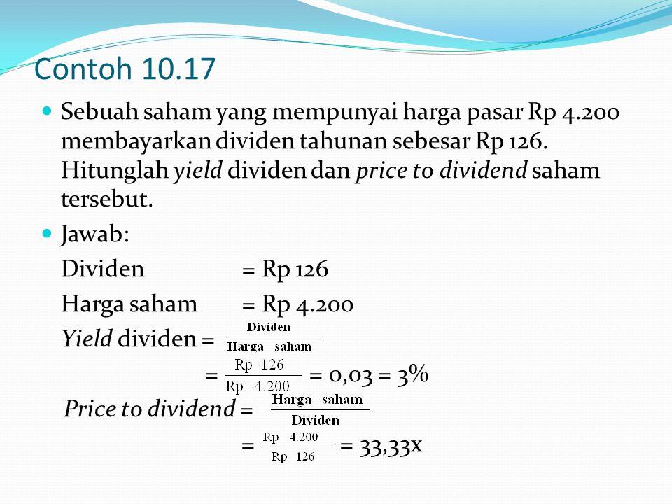 Contoh 10.17