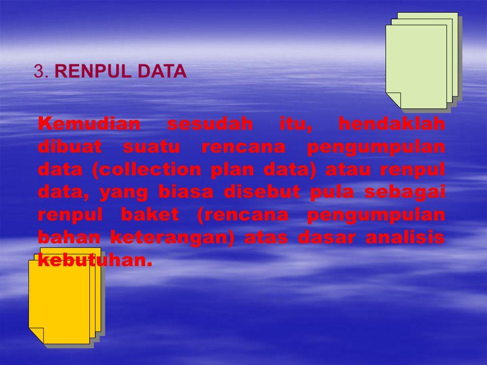 3. RENPUL DATA