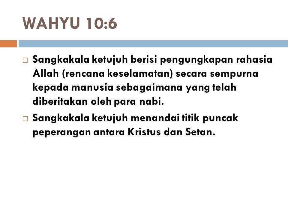 WAHYU 10:6