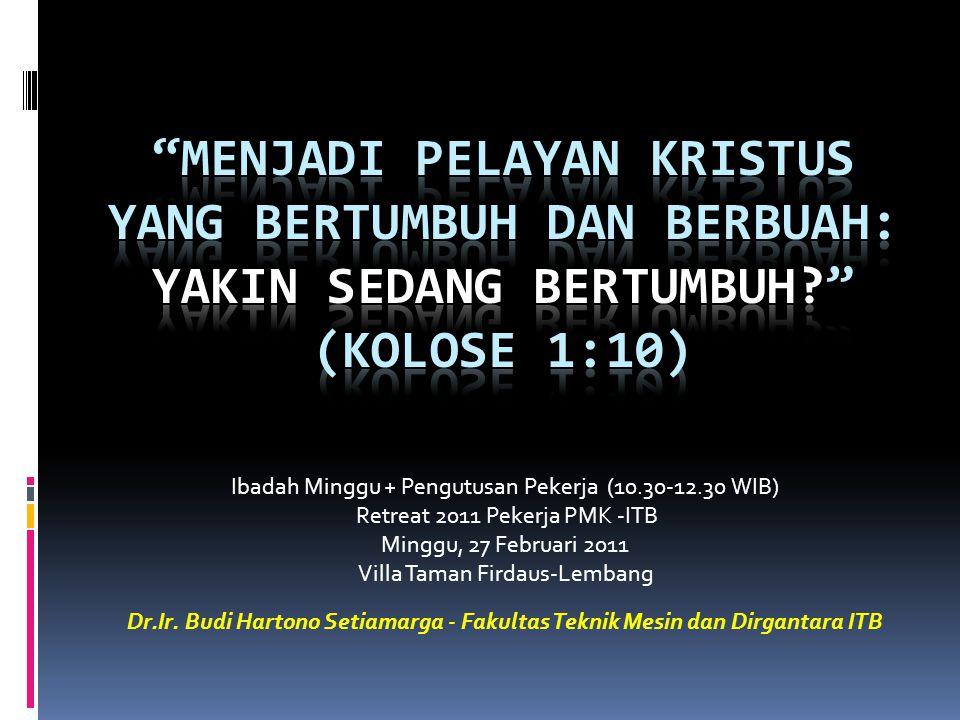 Minggu, 27 Februari 2011 Villa Taman Firdaus-Lembang