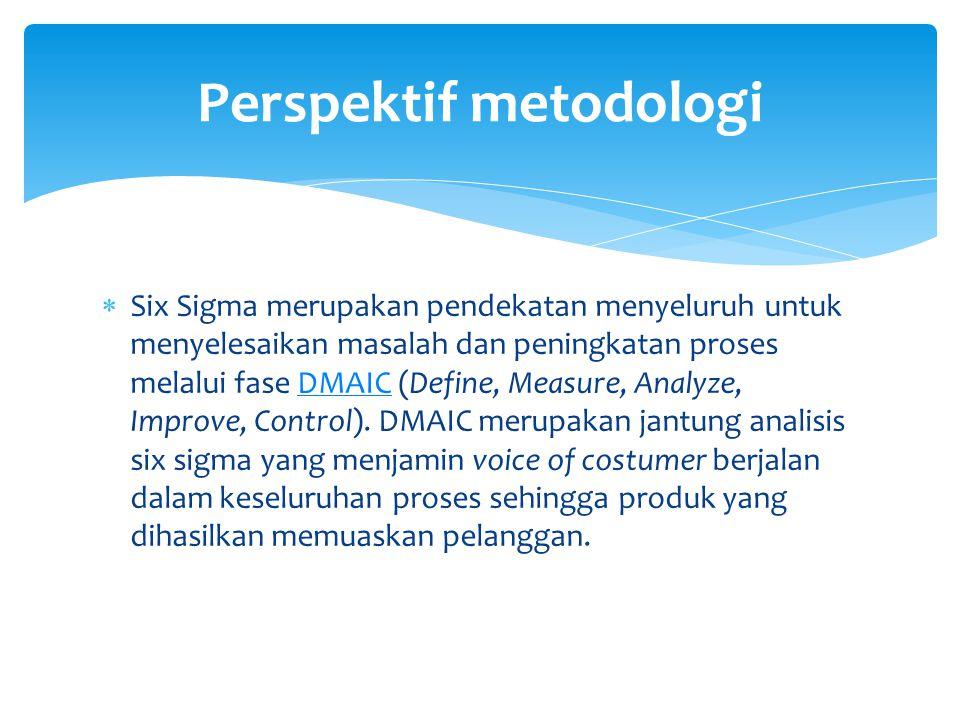 Perspektif metodologi