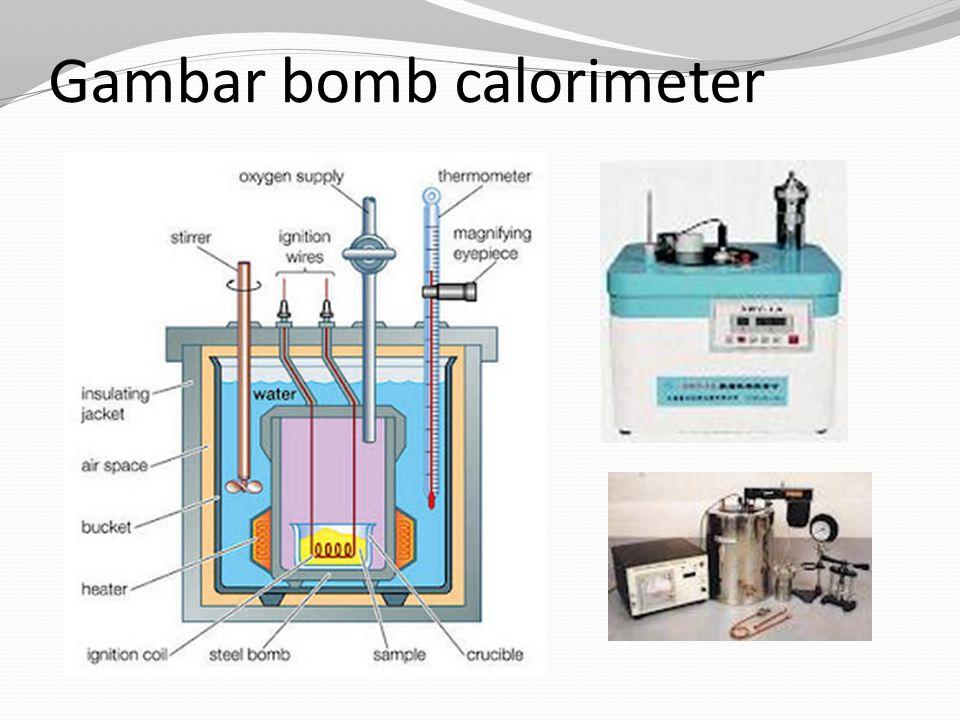 Gambar bomb calorimeter