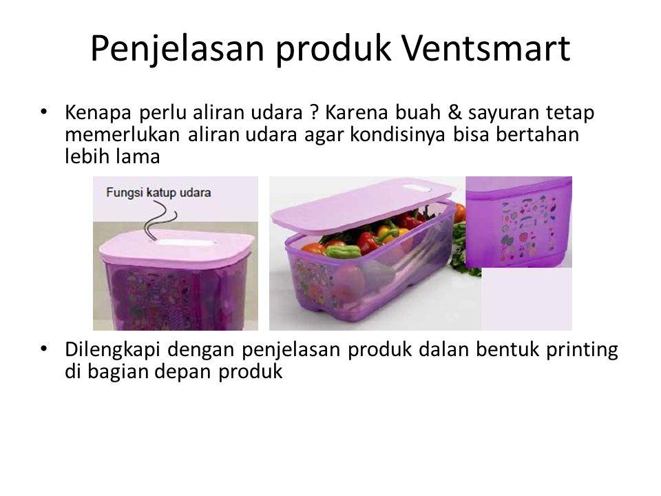 Penjelasan produk Ventsmart