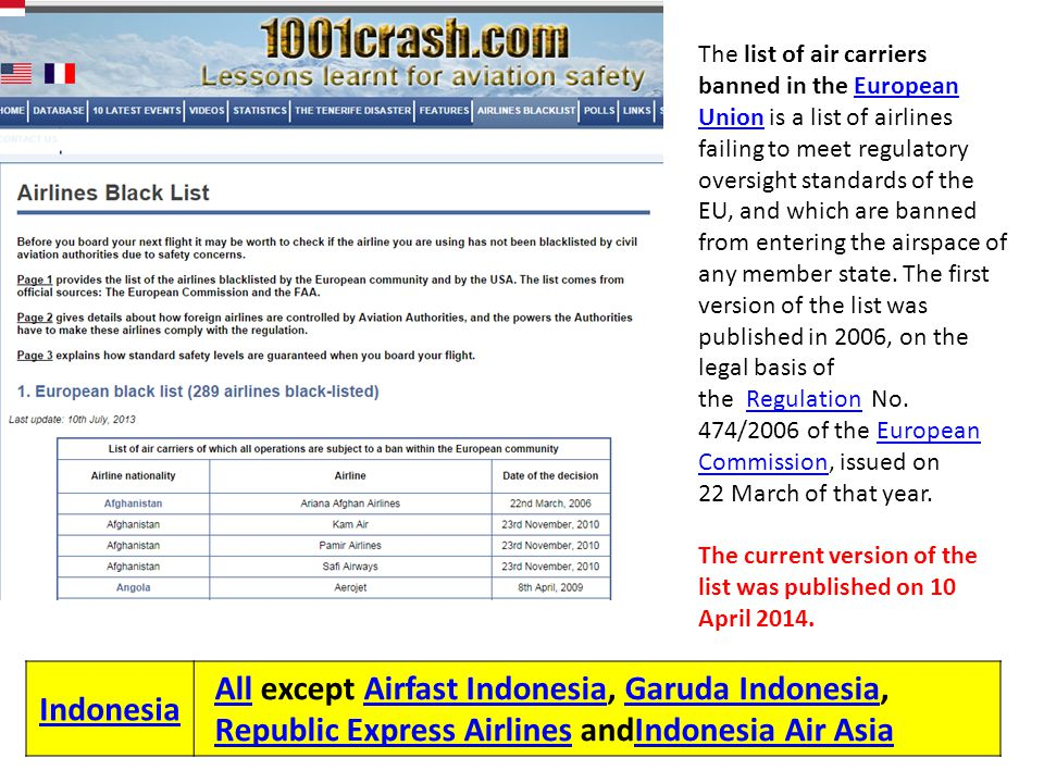 All except Airfast Indonesia, Garuda Indonesia,