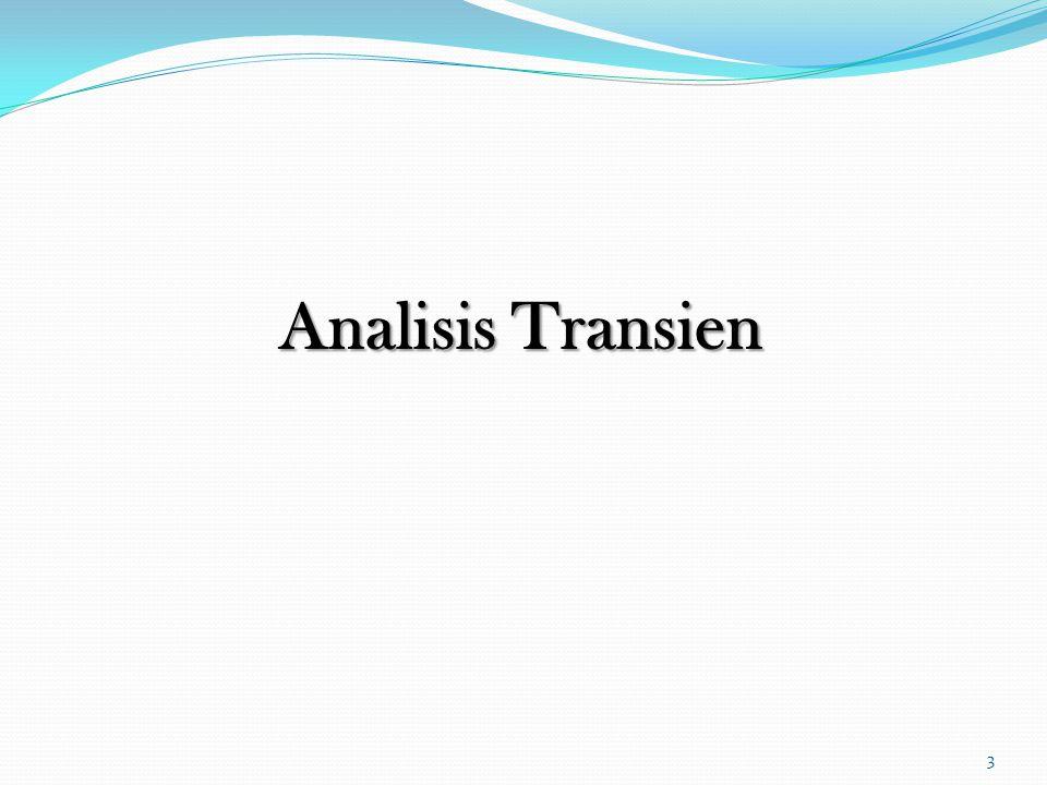 Analisis Transien
