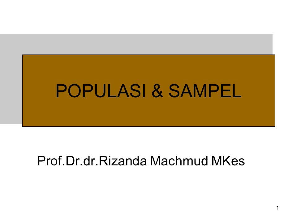 Prof.Dr.dr.Rizanda Machmud MKes