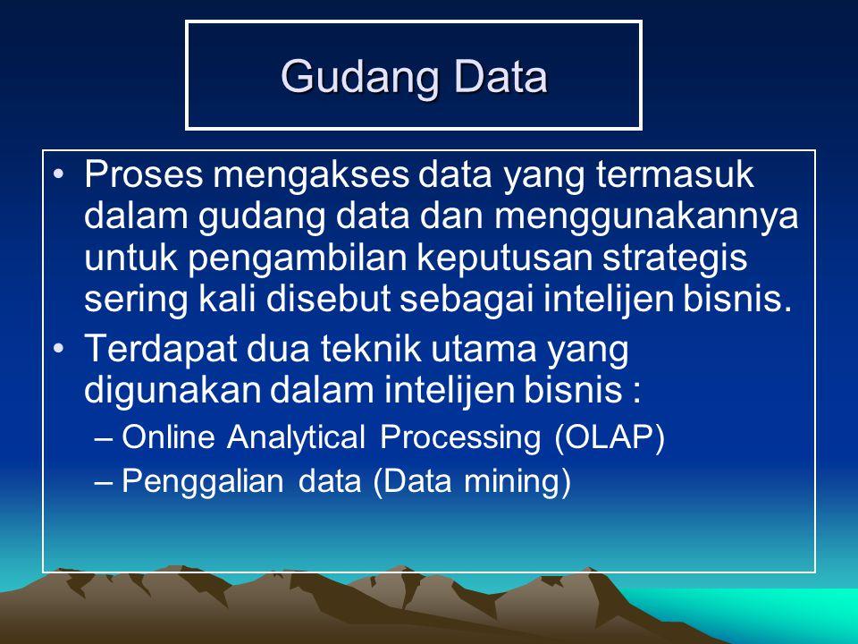 Gudang Data