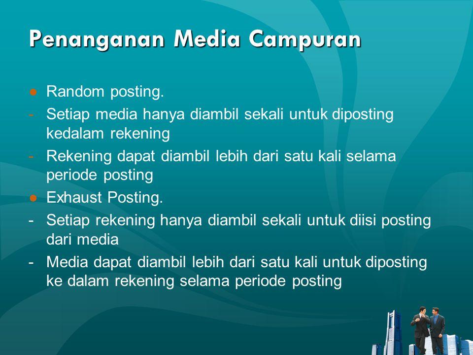 Penanganan Media Campuran